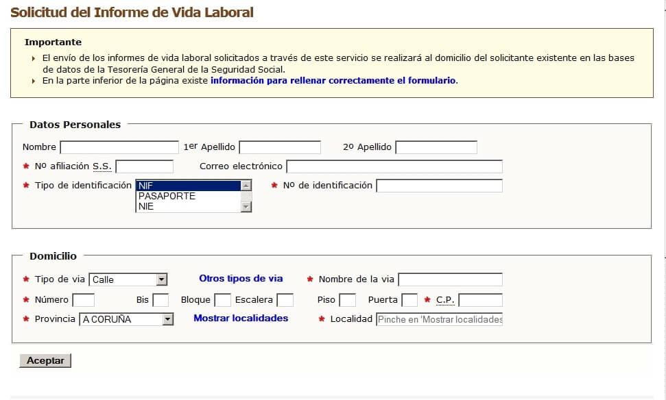 solicitar-vida-laboral-por-internet