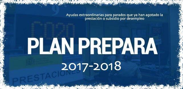 Como solicitar el Plan Prepara.