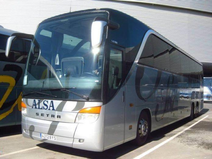 alsa busca conductores autobus para la compañia