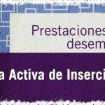 prestacion renta activa de insercion
