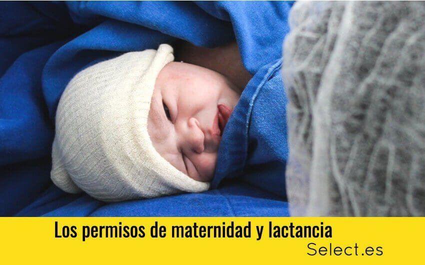 Los permisos de maternidad y lactancia