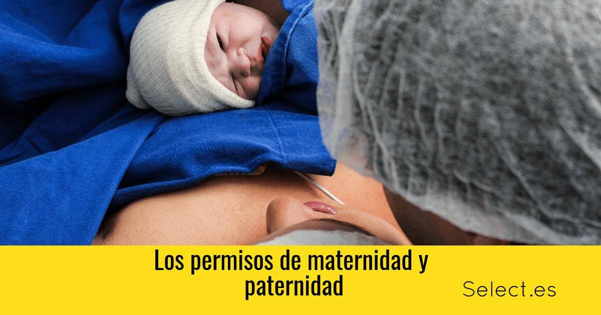 pedir la baja por maternidad o paternidad