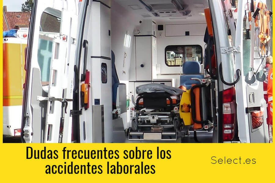 que hacer en caso de accidente laboral