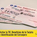 tarjeta TIE extranjeros