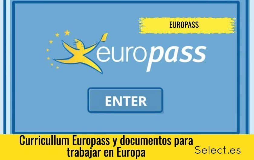 Europass-curriculum
