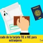 duplicado tarjeta TIE - NIE para extranjeros