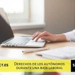 derechos baja laboral autonomos