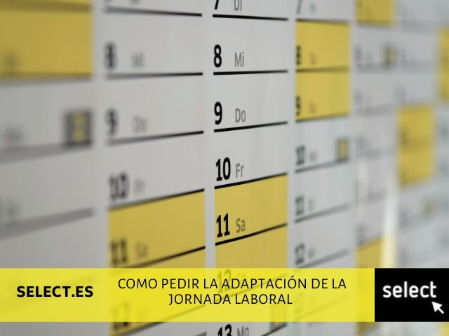 ADAPTACION DE LA JORNADA LABORAL
