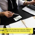 medidas empleo coronavirus