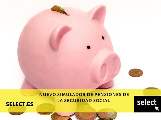 acceso al simulador pensiones de la Seguridad Social