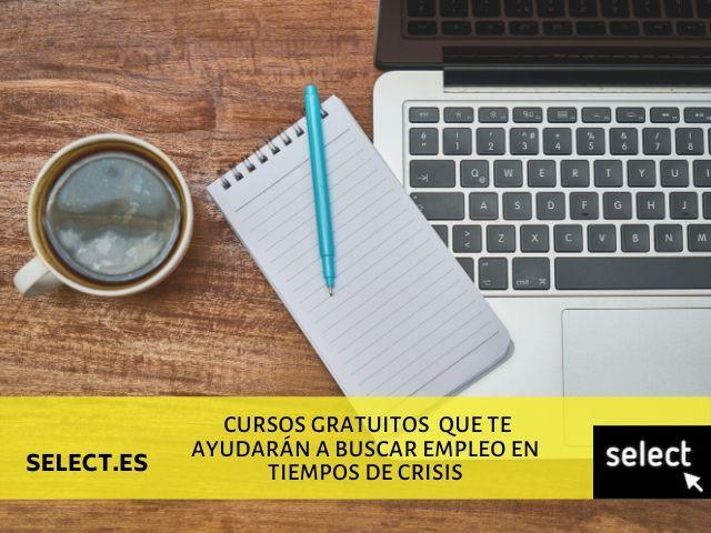 CURSOS GRATUITOS PARA BUSQUEDA DE EMPLEO