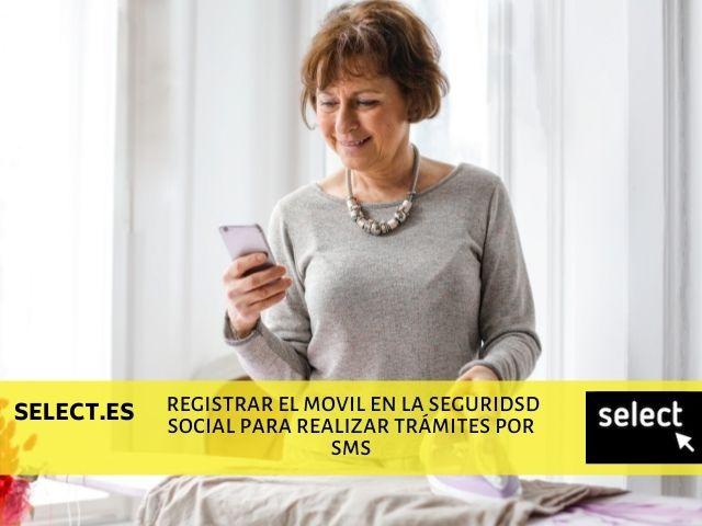 alta sms INSS
